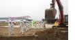 Lễ khởi công giai đoạn 4 nhà máy Sakurai
